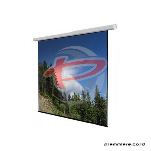 "Screen Projector Manual Wall Screen 96"" [MWSSV2424L]"